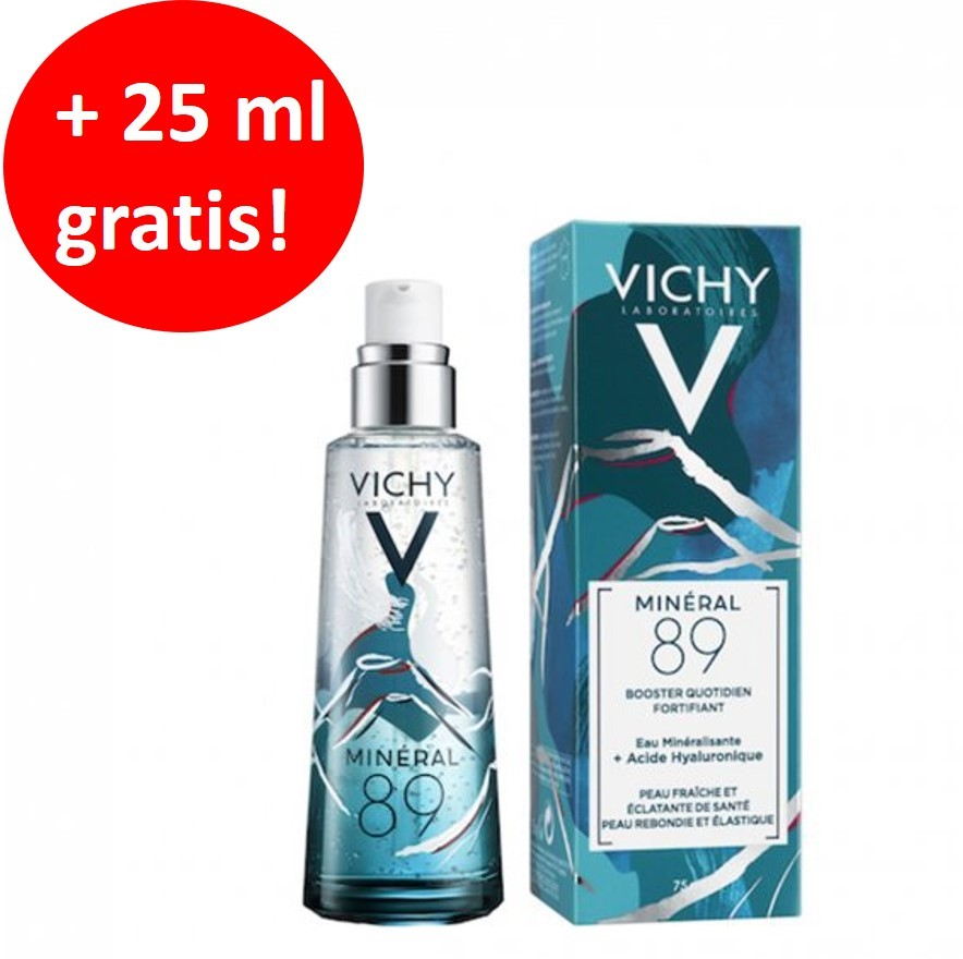 VICHY MINERAL 89 Elixier limited Edition 2020